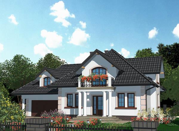 plany domów jednorodzinnych